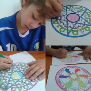 mosaico-mandala