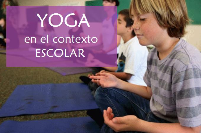 el-yoga-en-escuelas